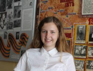 Семенцова Настя
