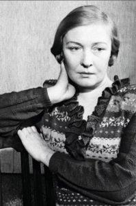 Ольга Фёдоровна Берггольц