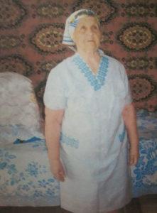 Евдокия Васильевна Иванова