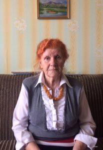 Щенникова Александра Ивановна