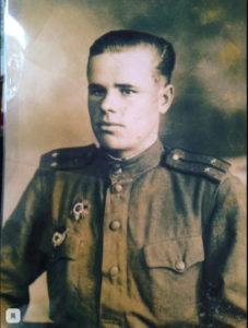 Муж - Шигин Павел Иванович